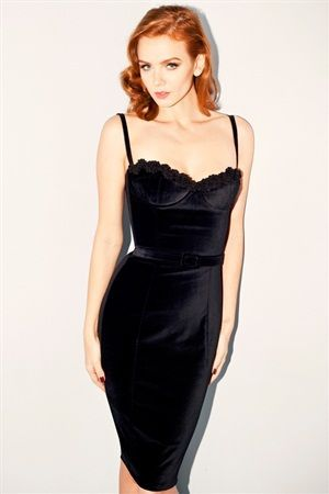 Corset Dress 05