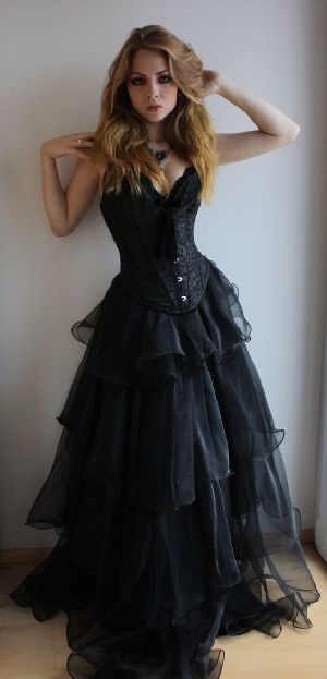 Corset Dress 08
