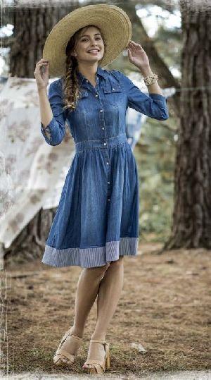 Denim Dress 05
