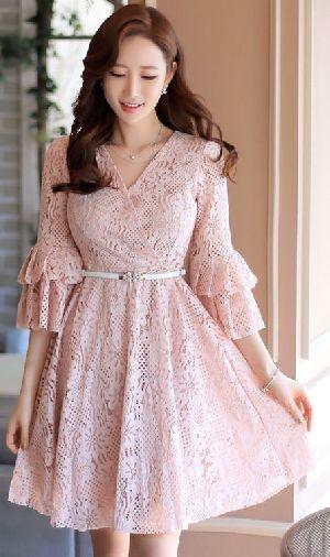 Flare Dress 03