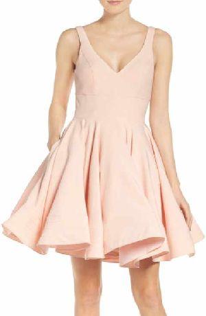 Flare Dress 06