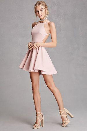 Flare Dress 07