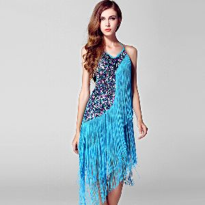 Fringe Dress 01