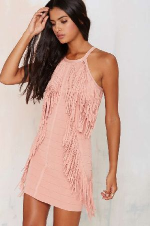 Fringe Dress 07