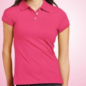 Girls Polo T-Shirt 03