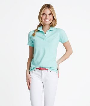Girls Polo T-Shirt 05
