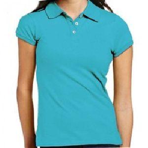 Girls Polo T-Shirt 08