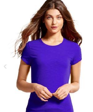 Girls Round Neck T-Shirt 07