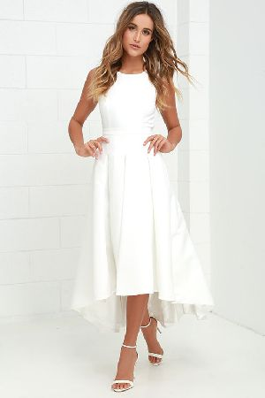 High Low Dress 03