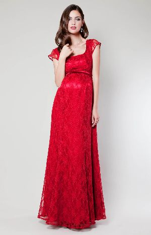 Maternity Gown 01