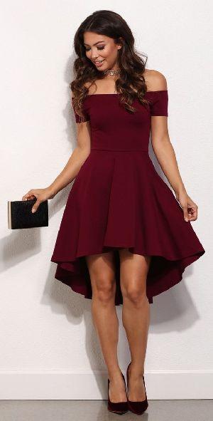 Off Shoulder Dress 01