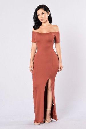 Off Shoulder Dress 05