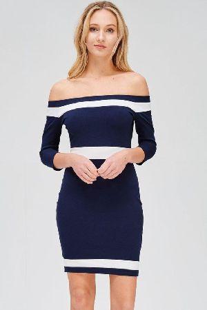 Off Shoulder Dress 06