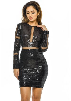 Sequin Dress 05