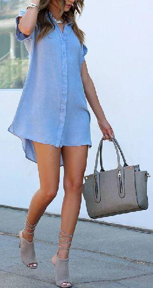 Shirt Dress 05