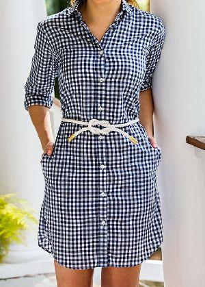 Shirt Dress 07
