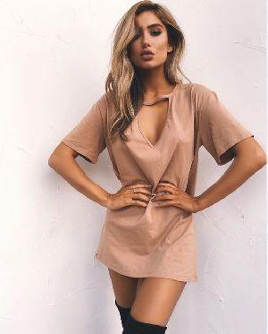 T-Shirt Dress 05