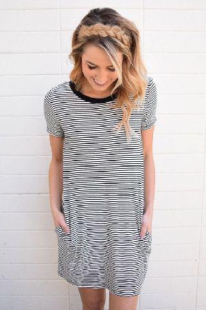 T-Shirt Dress 07