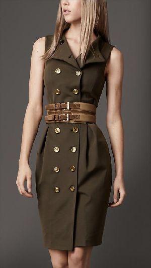 Trench Dress 01