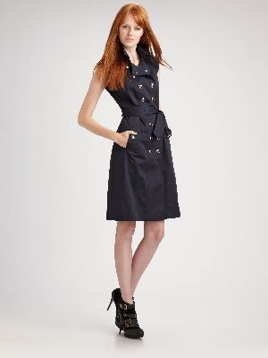 Trench Dress 05