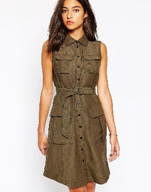 Trench Dress 06