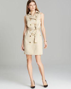 Trench Dress 07