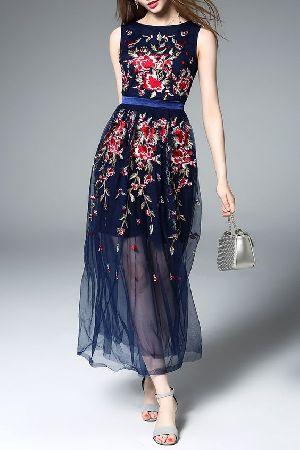 Tulle Dress 07