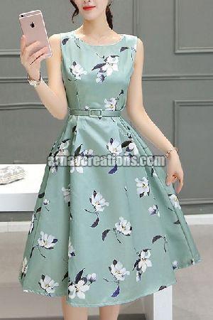 A-Line Dress 06