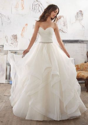 Wedding Dress 07
