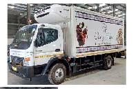 Refrigerated Truck Container