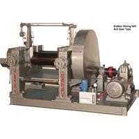 Heavy duty Rubber Mixing Mill 03