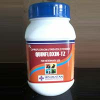 Quinfloxin-TZ Dry Powder