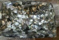 Resin Mother of Pearl Baisn
