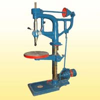 Flat Belt Driven Pillar Drilling  Machine