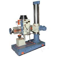 Auto Feed and Auto Lift Model Radial Drilling Machine
