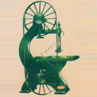 Vertical CI Bandsaw Wood Working Machine