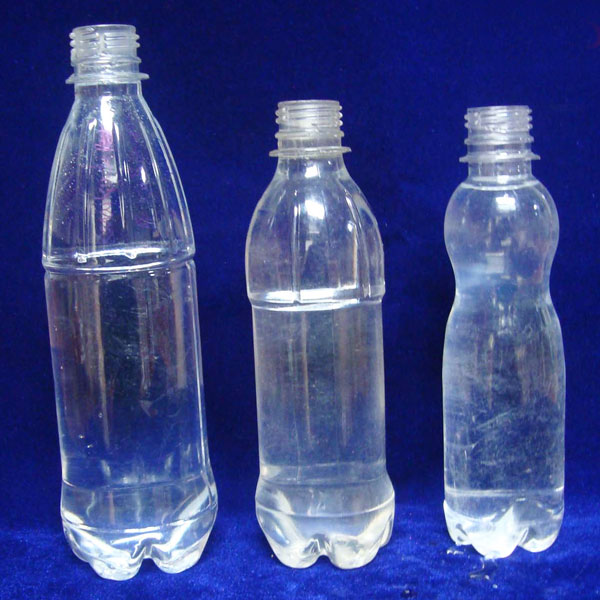 Soft Drinks PET Bottles