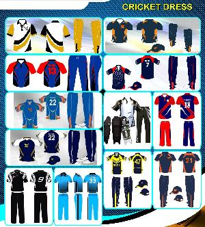 Cricket Dress