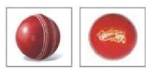 Leather Cricket Ball 02