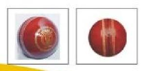 Leather Cricket Ball 06