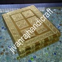 Golden Bangle Boxes