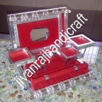 Silver Jewellery Box (11x8)