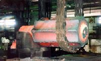 heavy steel forging