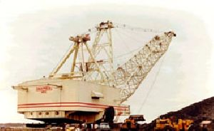 Mining Equipments - Draglines
