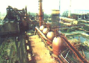 Steel Plant Equipments - Blast Furnace