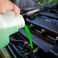 Diesel Engine Cooling Liquid