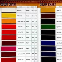Leather Shade Card