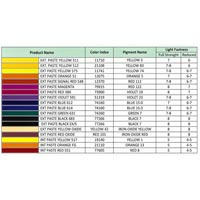 Pigment Paste Shade Card 02