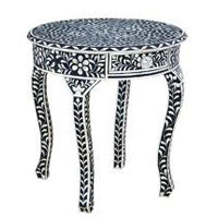 Bone Inlay Furniture-02