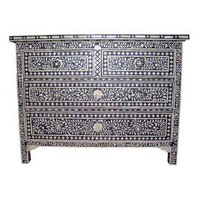 Bone Inlay Furniture-11